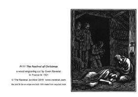Festival of Christmas